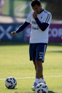 """Ni Boca Juniors ni Juventus han hecho oficial el fichaje del """"Apache"""" con los """"Xeneizes"""". Foto:Getty Images"""