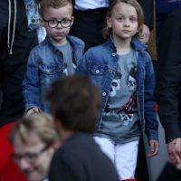 """Pero de ellas, no muchas saben que """"Ibra"""" es padre de dos hijos: Maximilian y Vincent. Foto:Getty Images"""