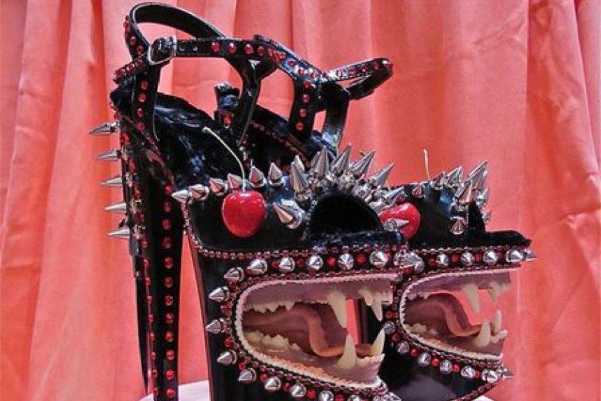 10. Estos zapatos de peces monstruosos. Foto:vía Imgur