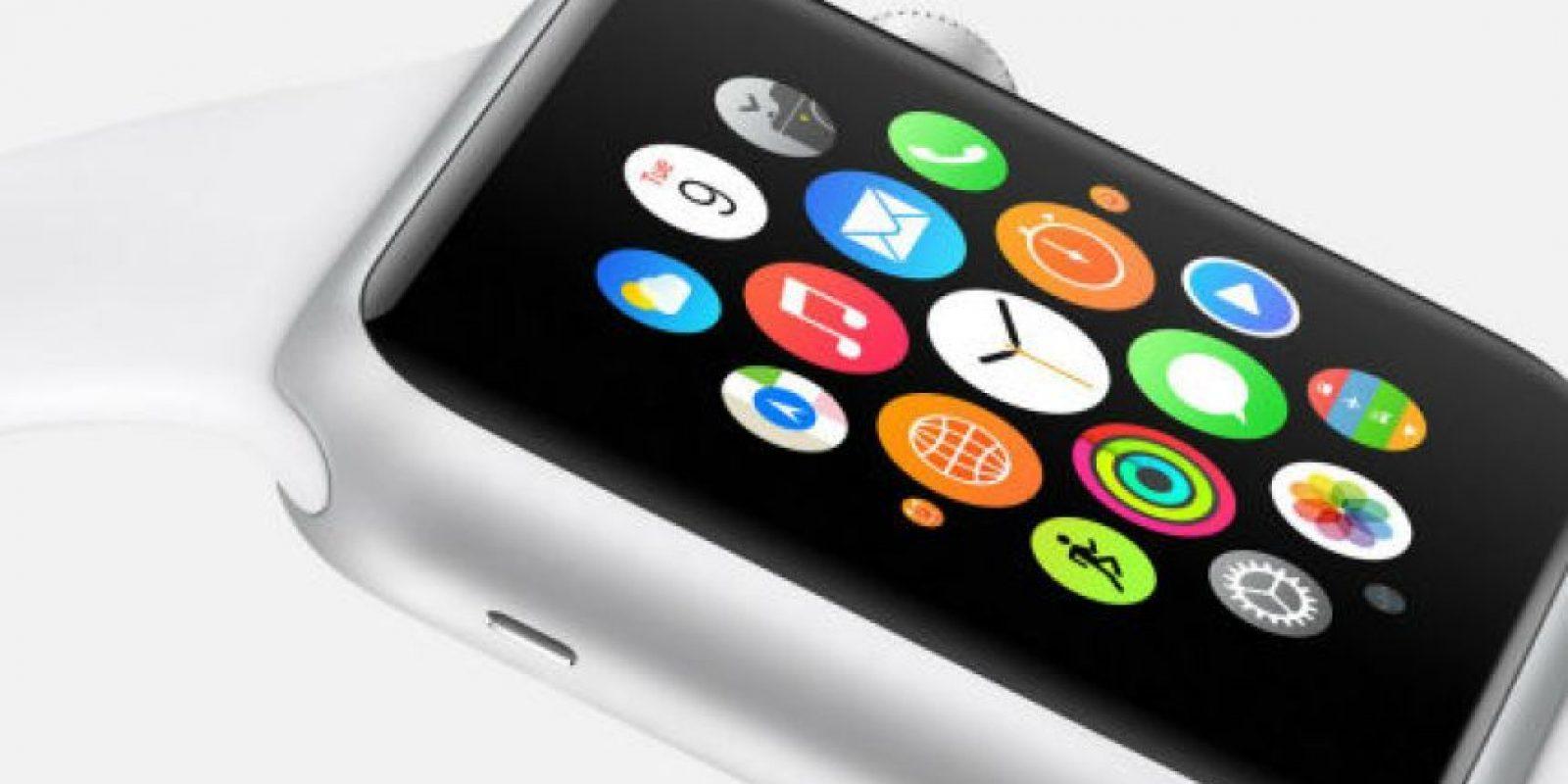 """""""Digital Touch"""" está contemplada como una nueva característica del watchOS 2.0, la cual mejorará la forma de enviar un correo electrónico o mensajes de texto Foto:Apple"""