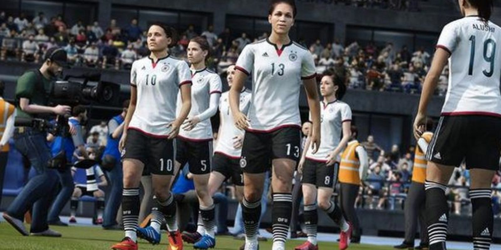 """""""FIFA 16"""" estará disponible el 24 de septiembre para Xbox One, Xbox 360, PS4, PS3 y PC. Foto:EA Sports"""