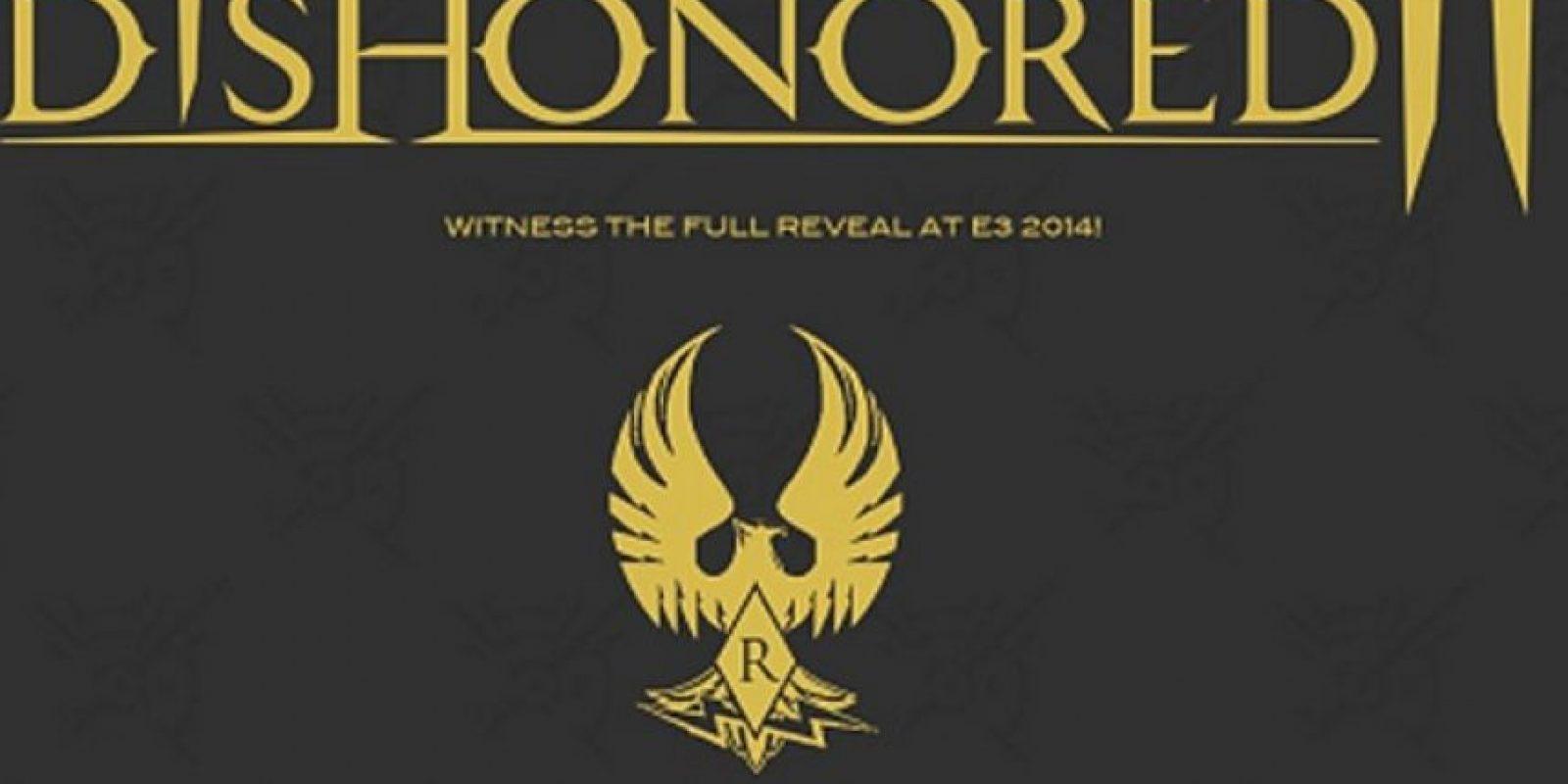 """""""Dishonored 2"""" estará disponible en 2014 para PC, Xbox One y PS4. Foto:Bethesda"""