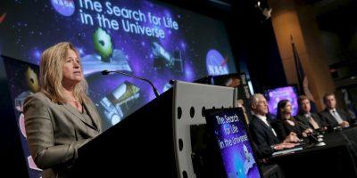 Posteriormente Ellen Stofanha afirmó que los primeros descubrimientos de vida extraterrestre se concretarán en 20 o 30 años. Foto:Getty Images