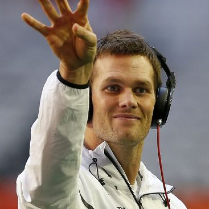 2. Tom Brady Foto: Getty Images