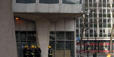 El cuerpo fue hallado en la azotea de un edificio. Foto:Getty Images