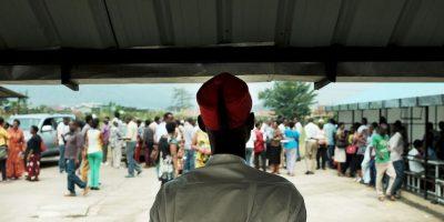 Al parecer el hombre provenía de Sudáfrica. Foto:Getty Images