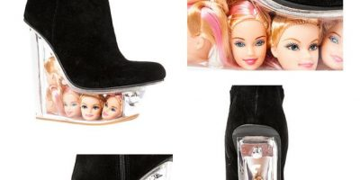 15. ¿Cuántas Barbies tuvieron que morir para esto? Foto:vía Imgur