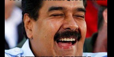 Nicolás Maduro, presidente de Venezuela Foto:Twitter-Archivo