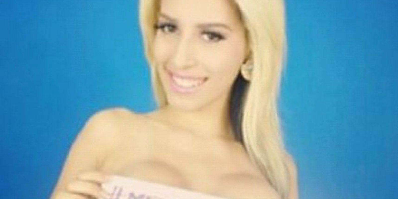 """Las chicas del programa """"Desnudando la Noticia"""" prometieron quitarse la ropa cada vez que Venezuela triunfara en el torneo Foto:Vía instagram.com/desnudando.la"""
