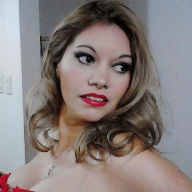 La actriz porno prometió maratones de sexo cada vez que Chile ganara un partido Foto:Vía twitter.com/marlen_doll