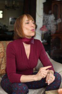Se llama Catherine Hiller. Foto:vía Barcroft Media
