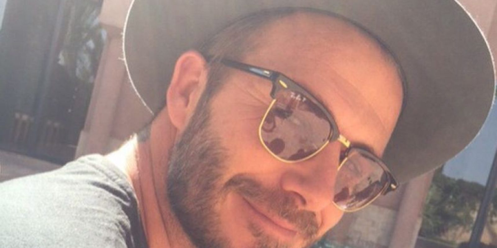 Aunque está retirado de las canchas, David Beckham sigue siendo un ícono del deporte y uno de los futbolistas más guapos. Foto:Via instagram.com/davidbeckham