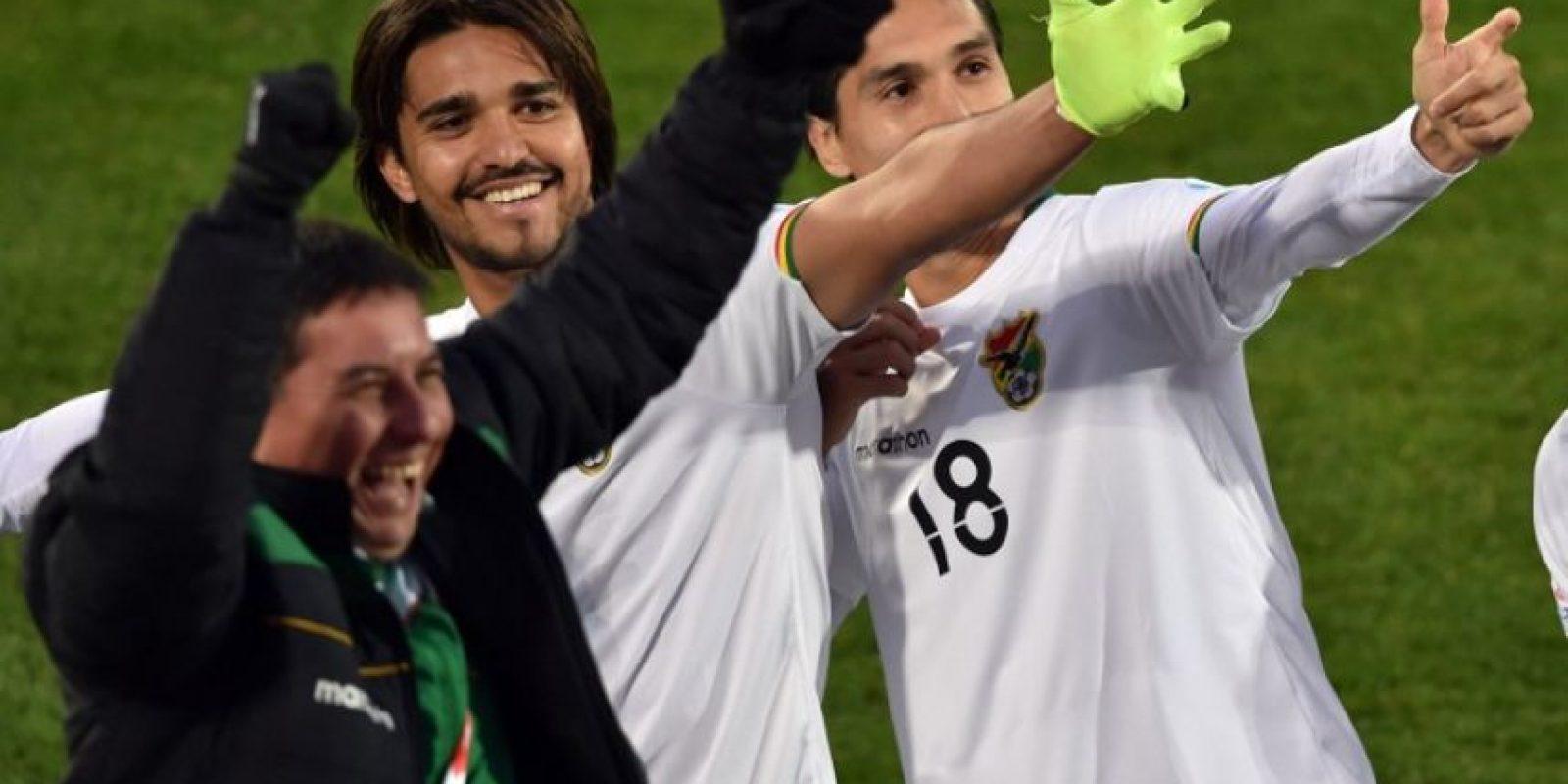 Empató 0-0 con México Foto:AFP