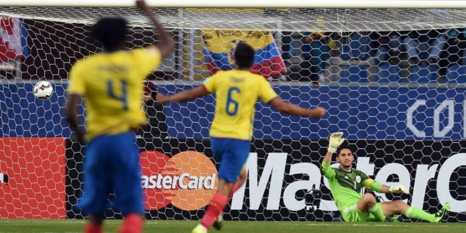 Neceistaban vencer a Ecuador y fueron derrotados 3-1 Foto:AFP