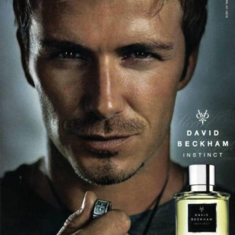 2. David Beckham Foto:http://www.fragrantica.es