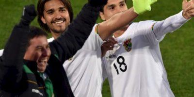 Los integrantes del sector C: Brasil, Perú, Venezuela y Colombia están empatados con tres puntos antes de su último partido. Foto:AFP