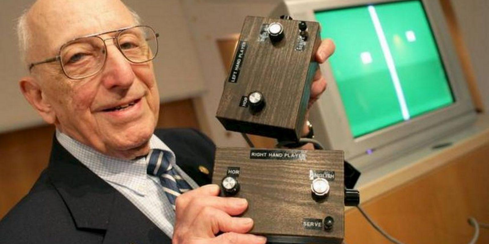 """Ralph Baer, el ingeniero conocido popularmente como el """"Padre de los videojuegos"""", falleció en su casa de la ciudad de Manchester el 6 de diciembre del año pasado Foto:Wikicommons"""