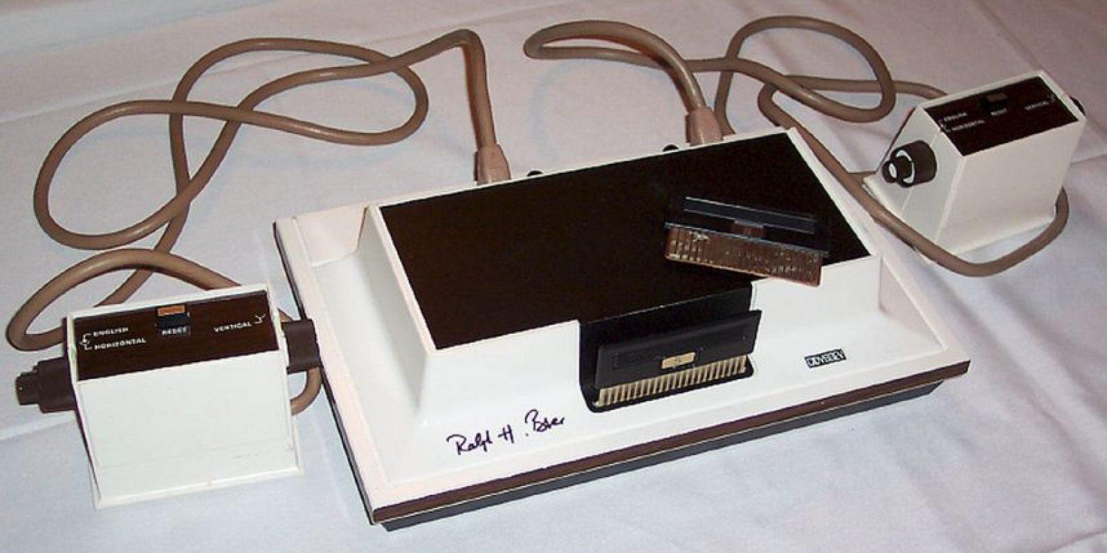 """A Baer se le ocurrió la idea de diseñar una """"caja"""" que permitiese a los estadounidenses jugar en sus televisores en 1966, pero fue hasta 1972 cuando lanzaría la primera consola Magnavox Foto:Wikicommons"""