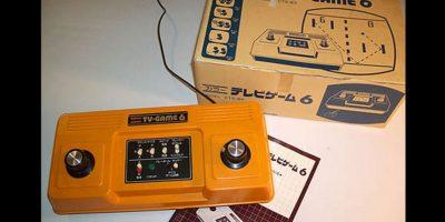 TV-Game 6 fue uno de los primeros productos de la desarrolladora nipona Foto:Nintendo