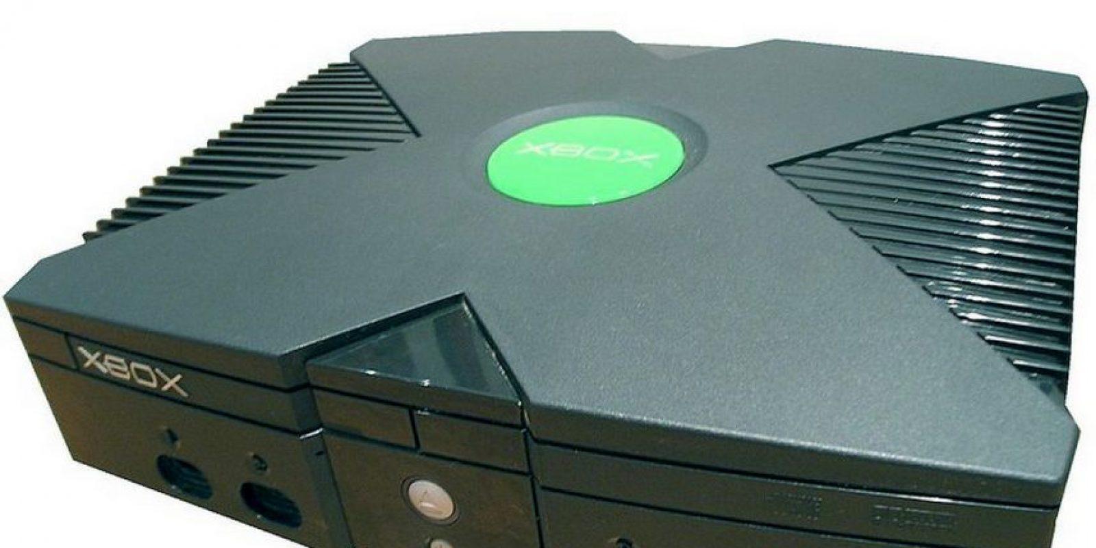 El Xbox llegó sexta generación. Fue creado por Microsoft en respuesta a las consolas de Nintendo y Sony. Las tres empresas son actualmente los papás de los videojuegos y consolas Foto:Microsoft