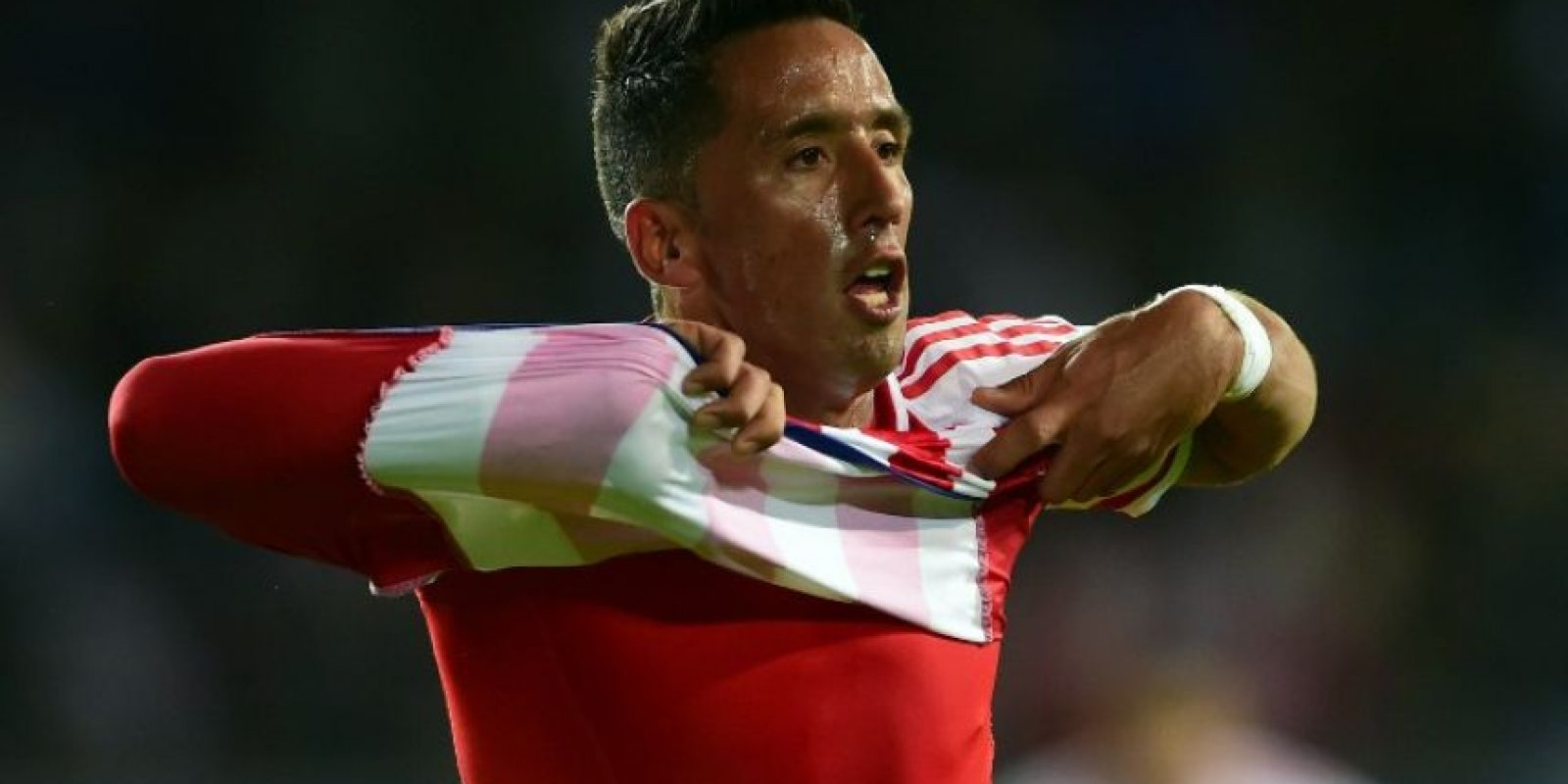 Lucas Barrios (Paraguay) Foto: Getty Images