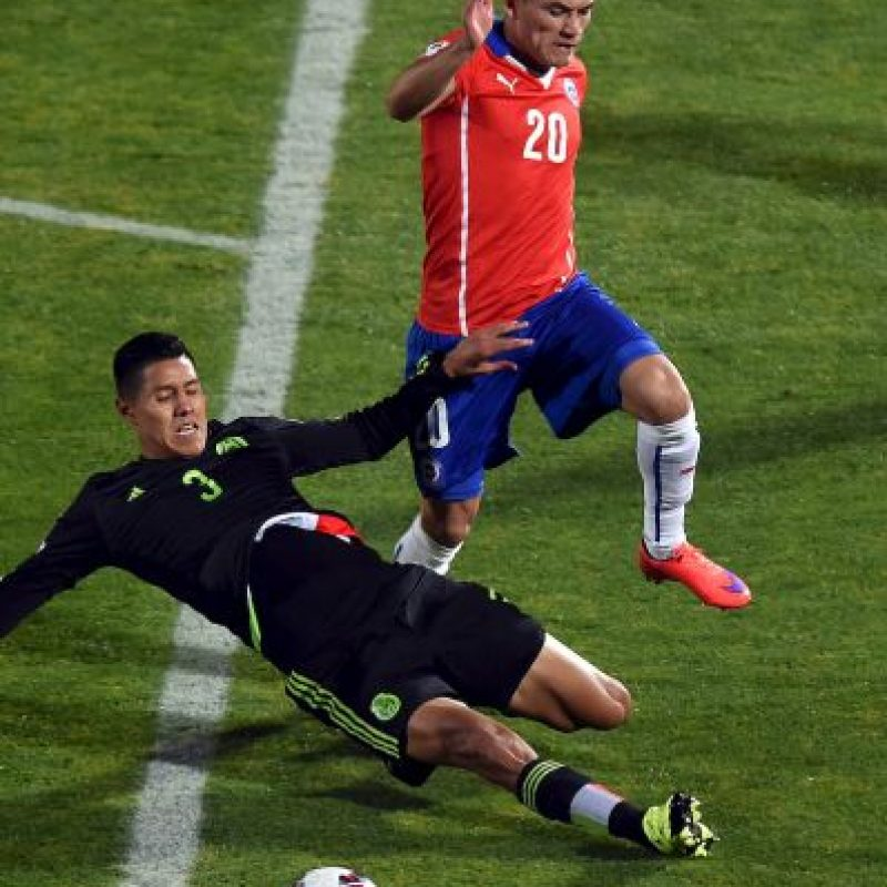 Charles Aránguiz (Chile) Foto:AFP