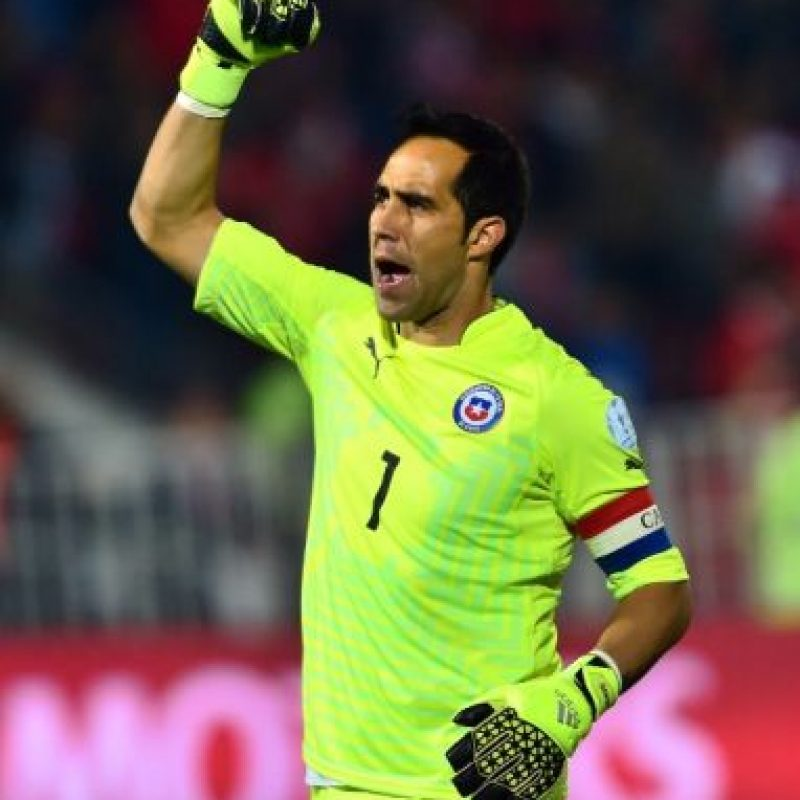 Claudio Bravo (Chile) Foto:Getty Images