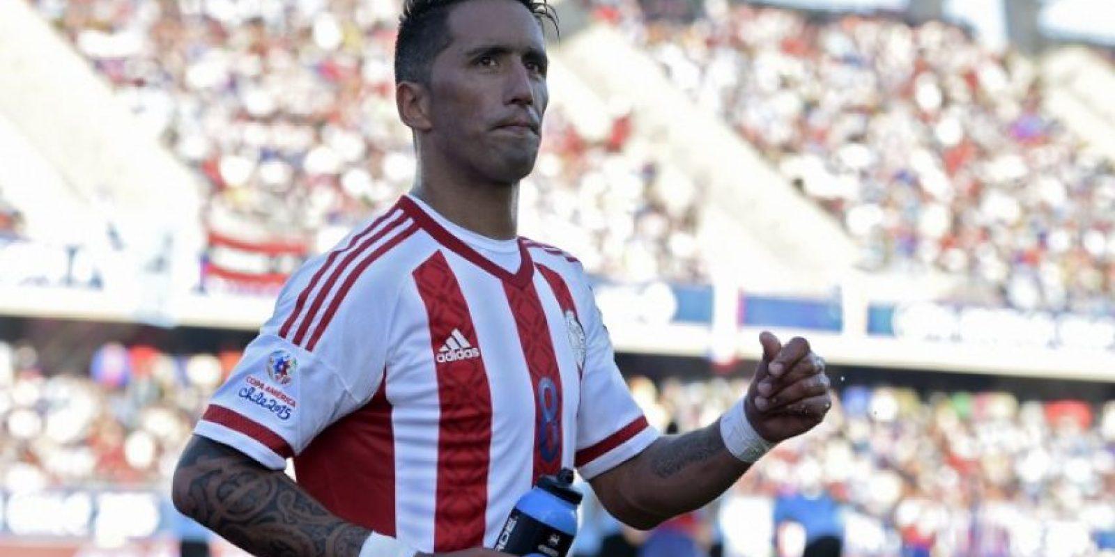 El delantero se hizo presente ante Argentina y Uruguay Foto:Getty Images