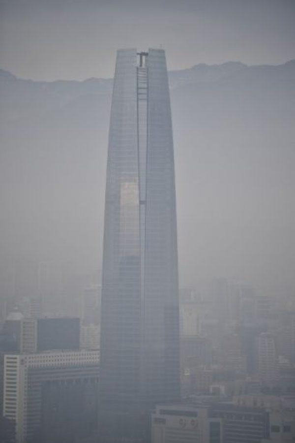 Las autoridades chilenas decretaron estado de emergencia Foto:AFP