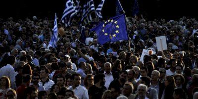 """""""Incluso Estados Unidos está preocupado por la eventual salida de Grecia. Lo que no le gusta es el 'coqueteo' que el Gobierno de Tsipras ha tenido con Vladimir Putin"""", dijo el catedrático de la UNAM. Foto:AFP"""