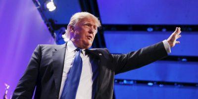 FOTOS: Esta es la piñata de Donald Trump que muchos quieren destrozar