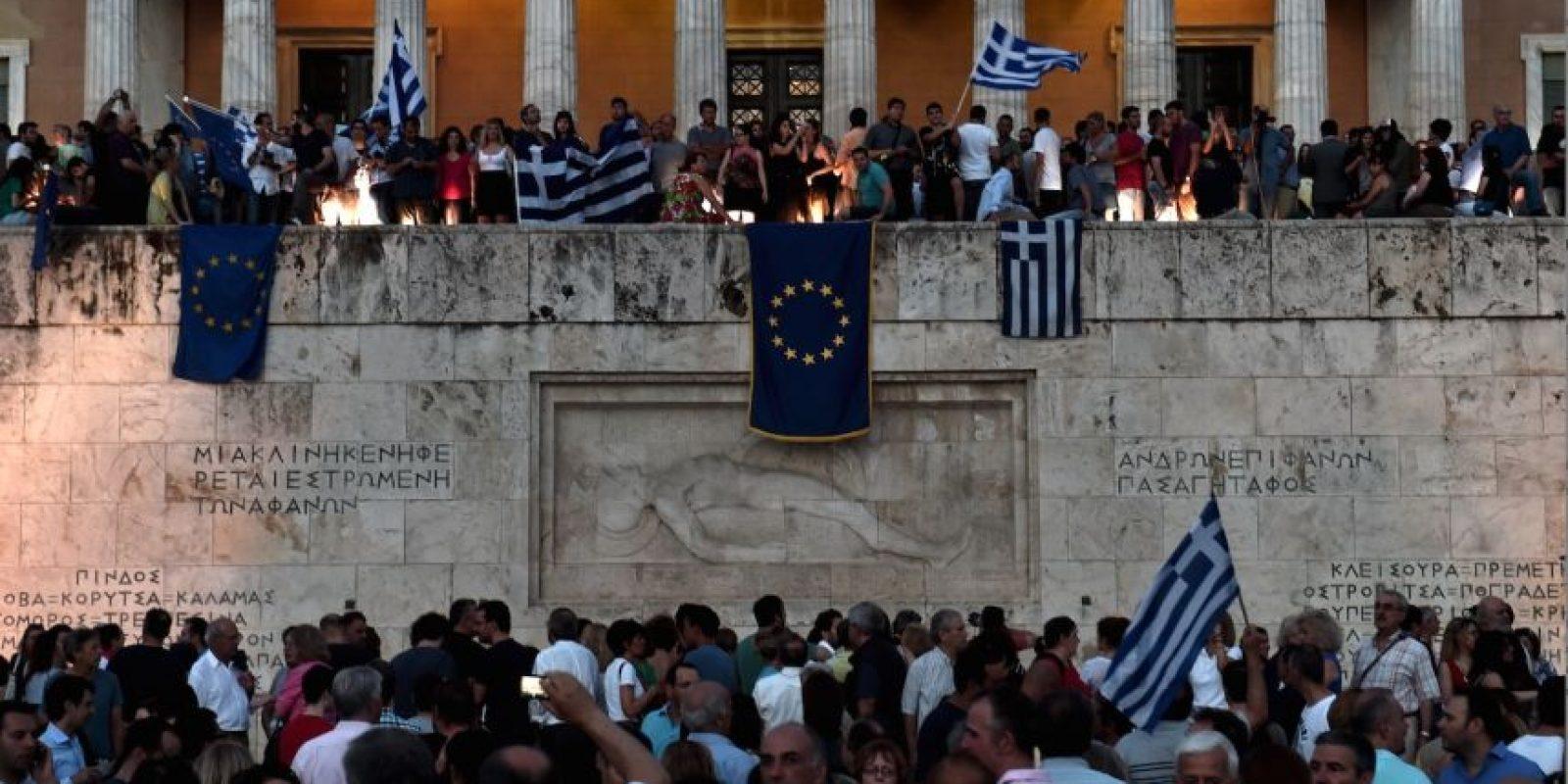 Y por último, implicaría un enorme fracaso a la dimensión política de la Unión Europea Foto:AFP