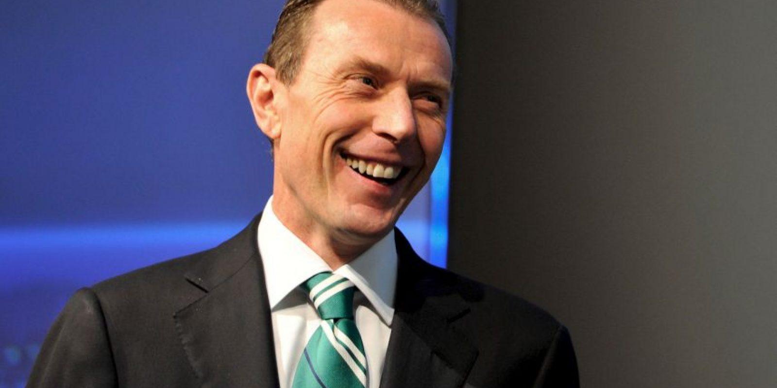 Un símbolo del madridismo como futbolista, hoy es el Director de Relaciones Institucionales del club merengue. Foto:Getty Images