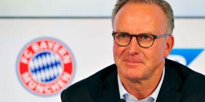 Es director general de una sociedad civil afiliada al Bayern Munich, la cual gestiona el patrimonio económico del equipo y las actividades en el Allianz Arena. Foto:Getty Images