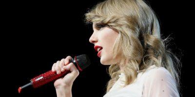 Ante esto, Taylor Swift lanzó un carta pública expresando su descontento y advirtiendo que su nuevo disco no podría encontrarse en esta app Foto:Getty Images