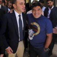 Tras la dimisión de Joseph Blatter, el astro argentino aseguró que volvería a apoyar al jordano en las nuevas elecciones que podrían tener lugar en diciembre de este año o marzo de 2016. Foto:Getty Images