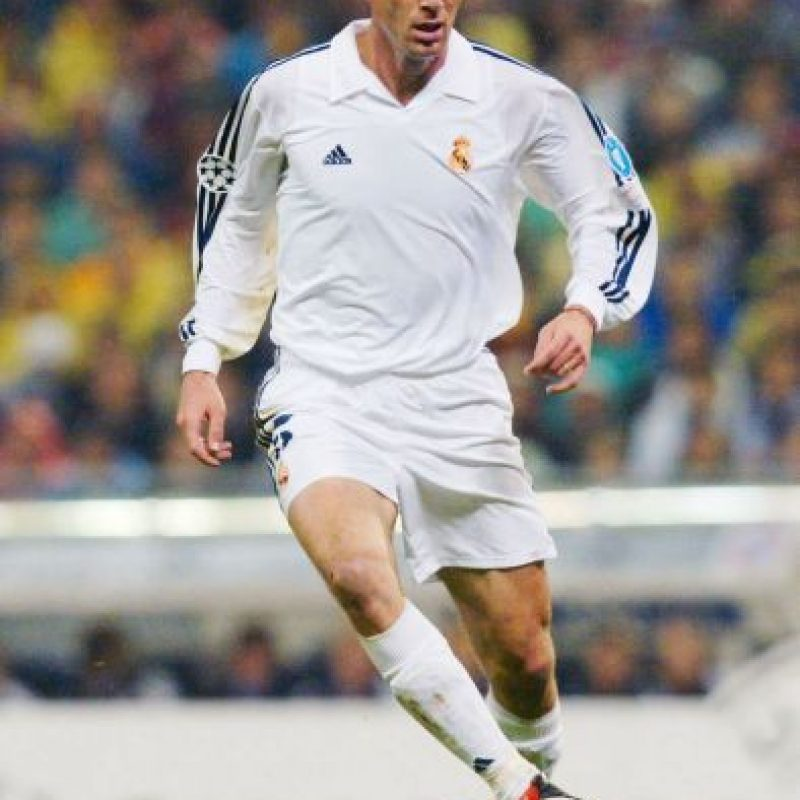 10. Zinedine Zidane Foto: Getty Images
