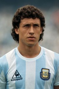 6. Jorge Valdano Foto: Getty Images