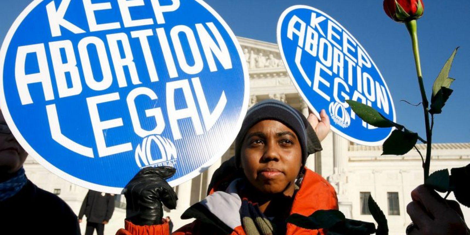 4. El aborto es legal- Foto:Getty Images
