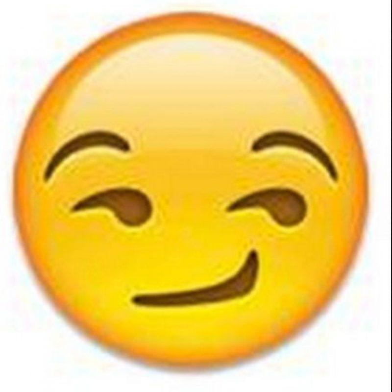 Esta cara refiere al sexo, y no una mueca de seguridad como muchos pensaron Foto:Emojipedia