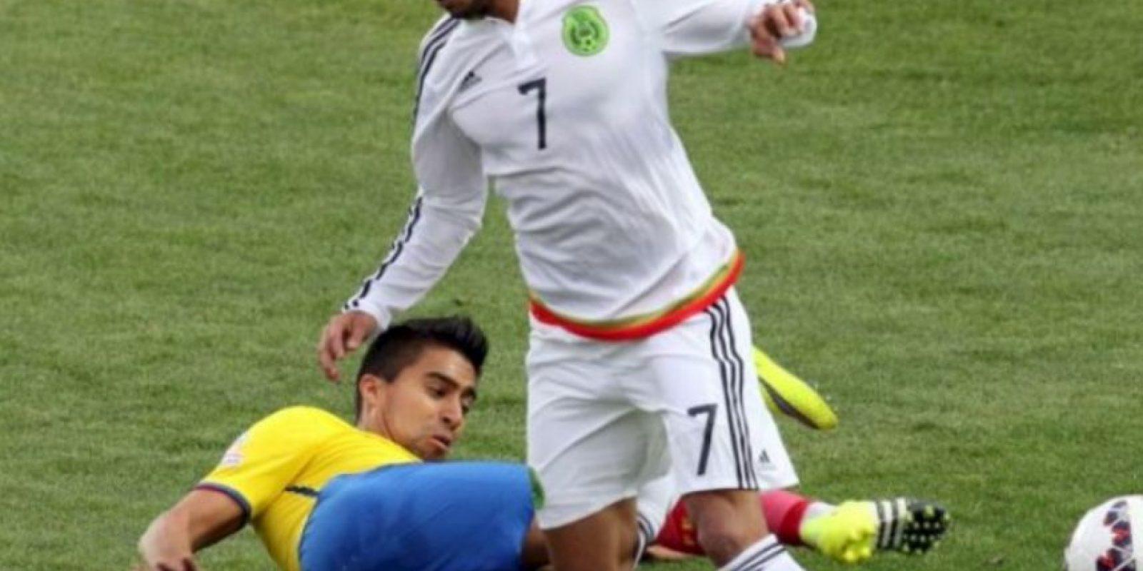 No ganaron y solo empataron con Bolivia y Chile Foto:AFP
