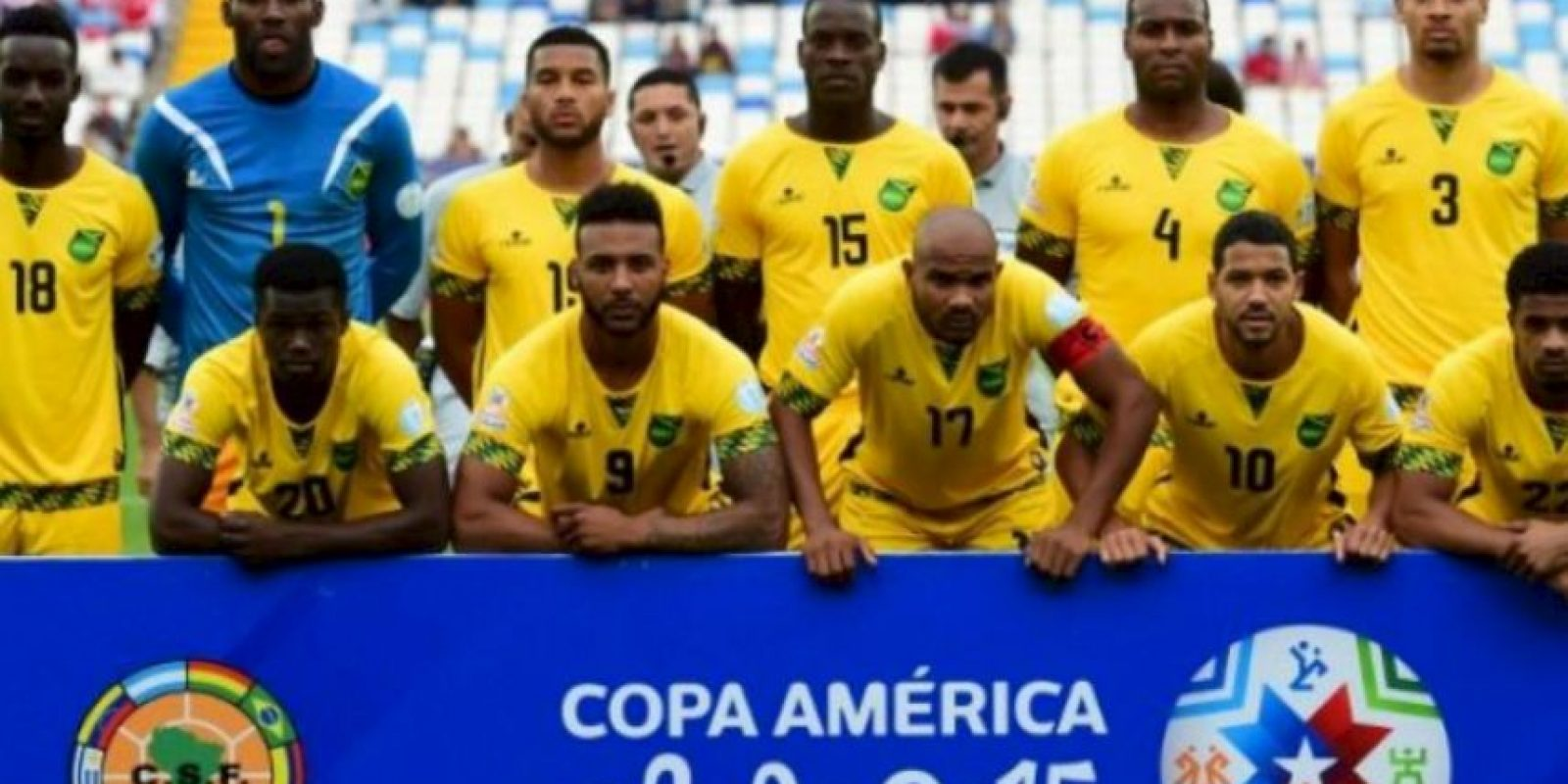 Jamaica Foto:AFP
