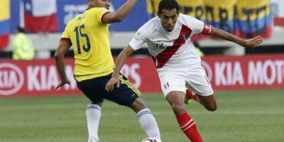 Carlos Lobatón (Perú) Foto:Getty Images