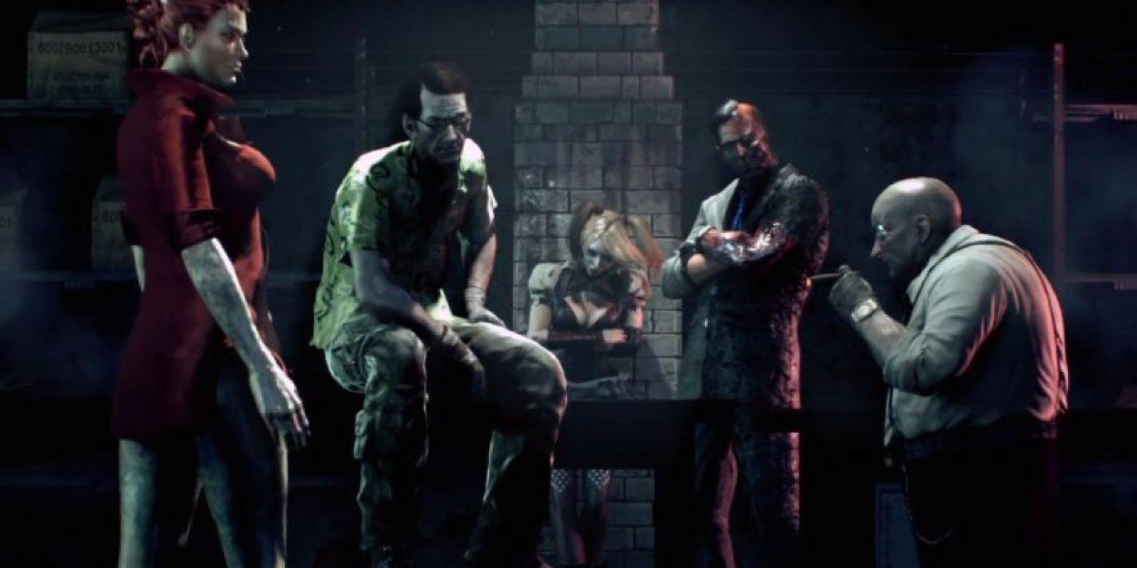 Este es el último trailer del videojuego Foto:Rocksteady