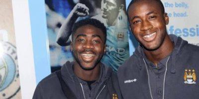 Se trata de los hermanos Yaya y Kolo Touré Foto:Getty Images
