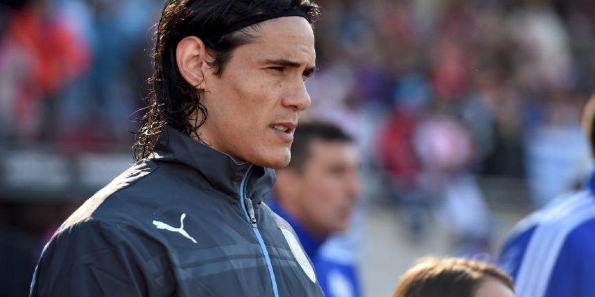 Este es el drama que vive Edinson Cavani en plena Copa América