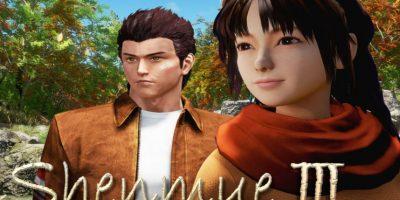 Shenmue 3 Foto:Sony
