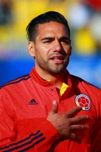 Radamel Falcao (Colombia) Foto:Getty Images