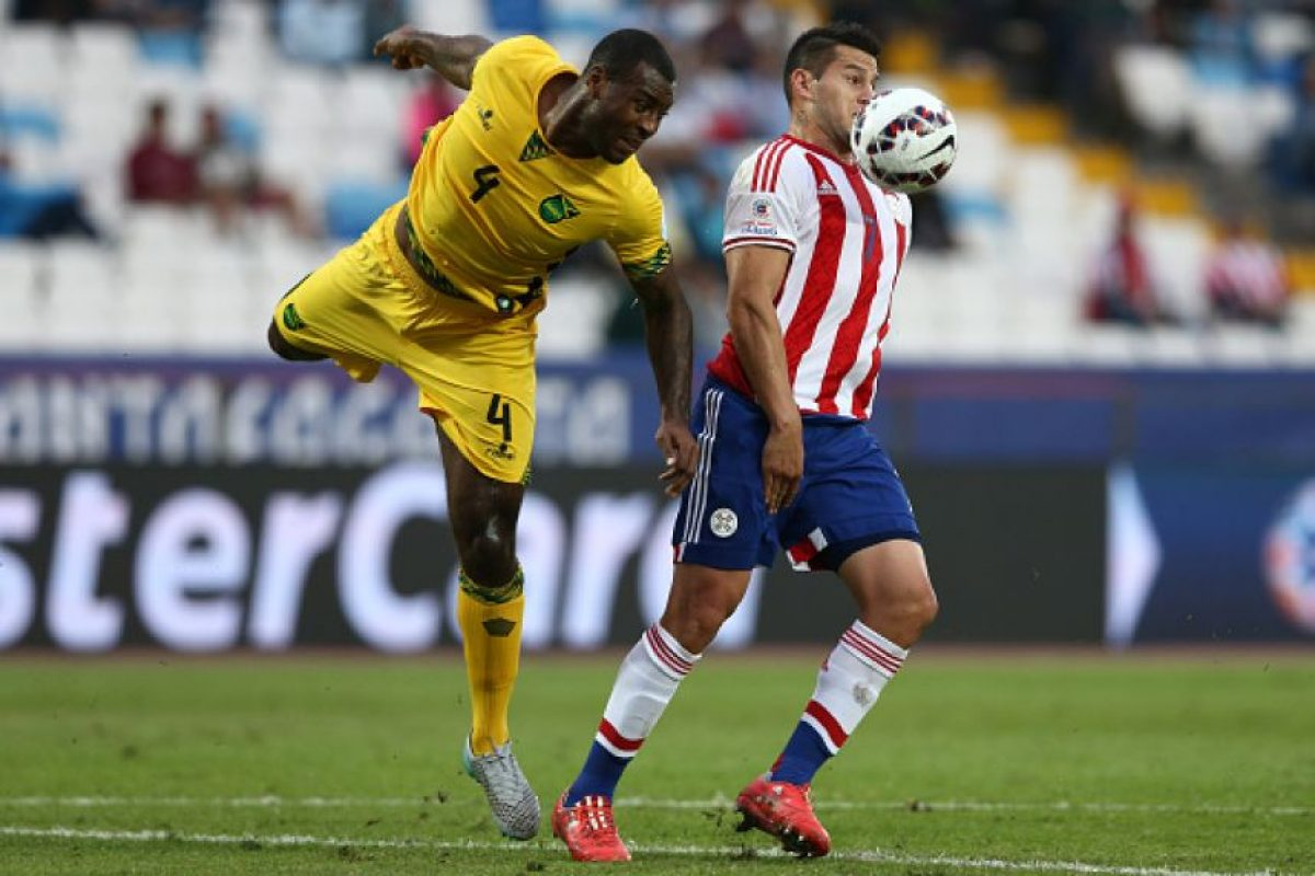 1-0 frente a Paraguay. Foto: Getty Images