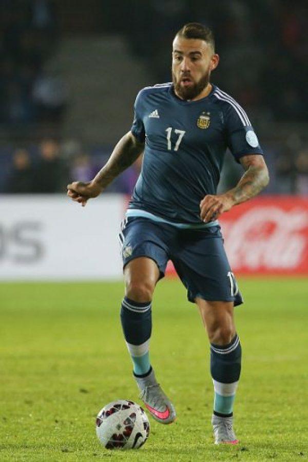 Nicolás Otamendi (Argentina) Foto:Getty Images